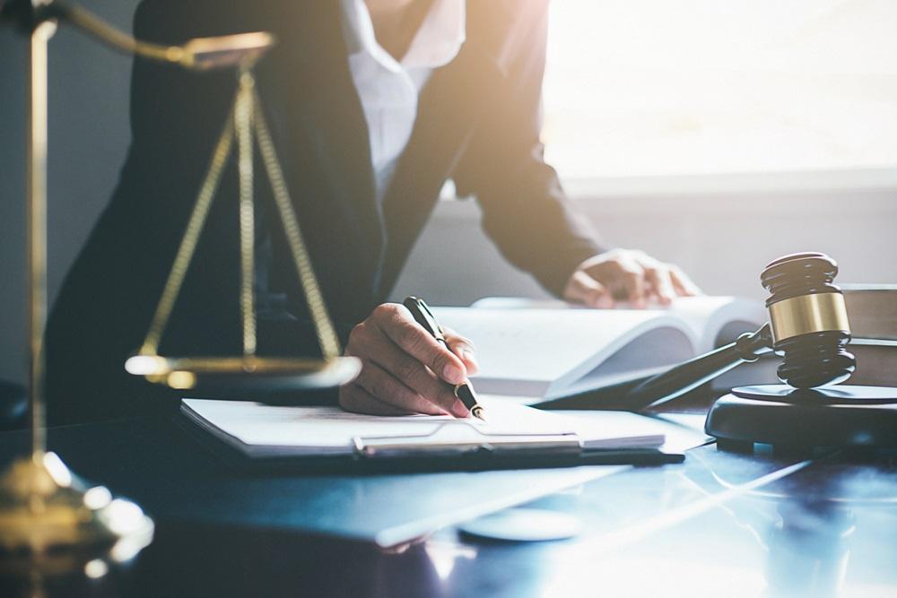 De sector juridisch