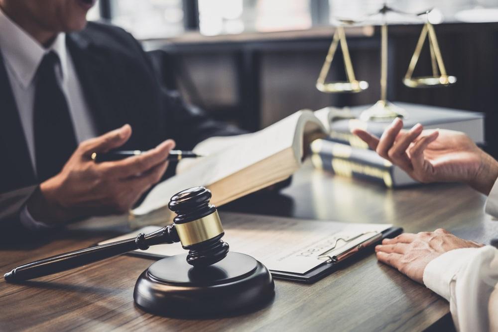 Juridisch beroep onder druk