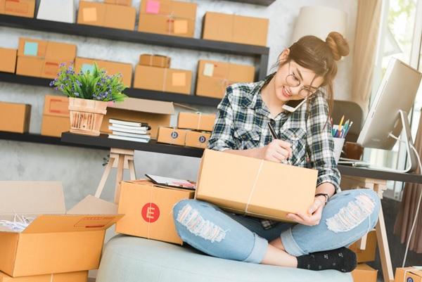 Fijne thuiswerk beroepen van administratie tot inpakwerk